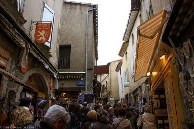 calles de carcassonne