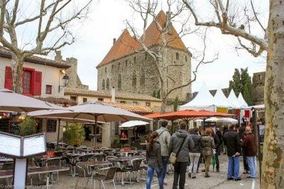 plazas de Carcassonne