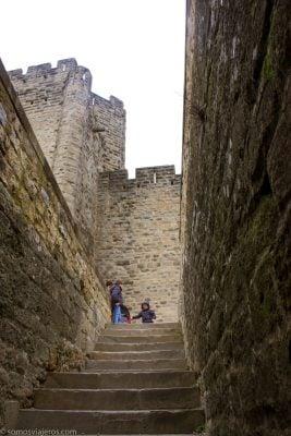 murallas de Carcassonne