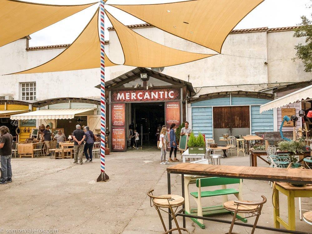 vista mercantil en Sant Cugat
