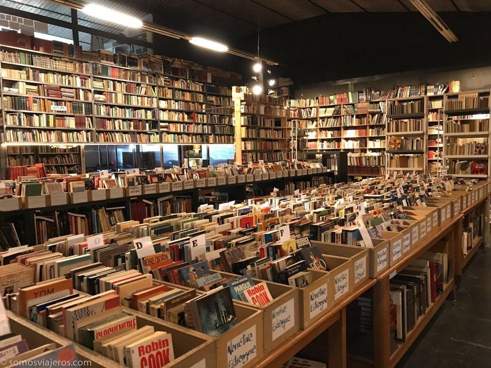 libreria el siglo en mercantic de Sant Cugat