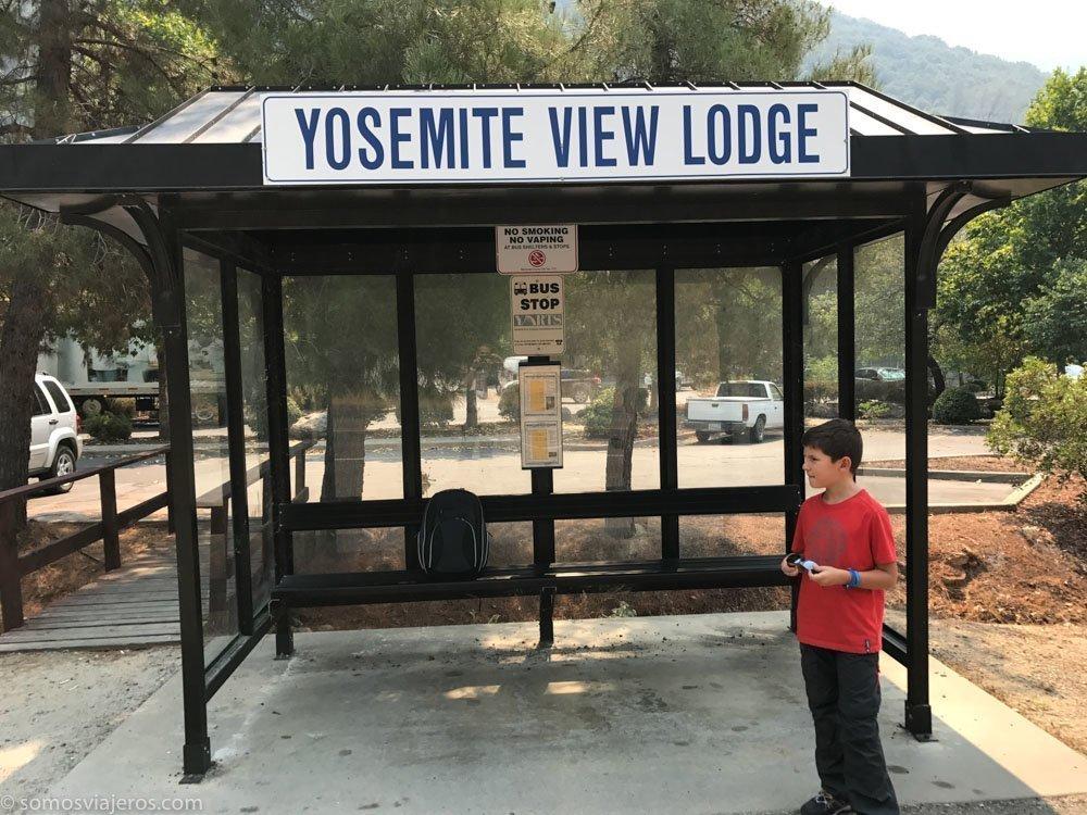 parada yarts yosemite view lodge