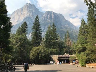 Centro visitantes Yosemite