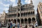 Grand Place o el corazón de Bruselas