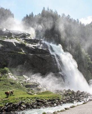 cascadas krimml