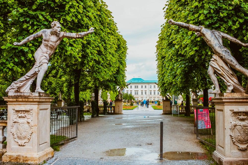 jardines mirabell-estatuas