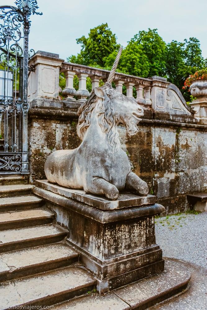 jardines mirabell-unicornio