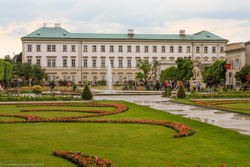 jardines mirabell-palacio de mirabell