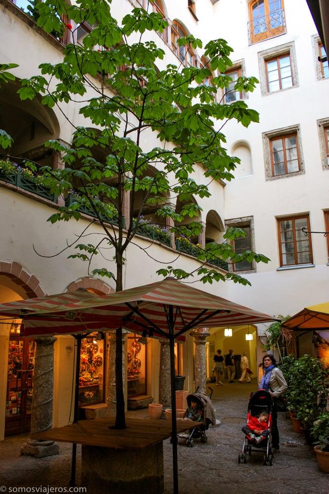 salzburgo - plaza escondida