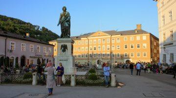Qué ver en Salzburgo. Recorrido por sus calles
