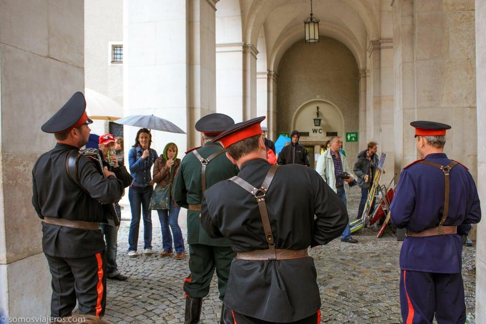 salzburgo musical - militares