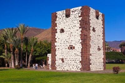 Torre del Conde San Sebastián de la Gomera