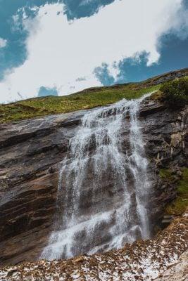 cascadas carretera grossglockner