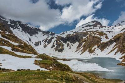 paisajes alpes austria glaciar pasterze