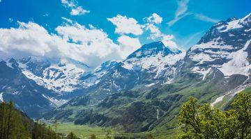 Austria con niños: La carretera Alpina del Grossglockner