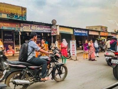 India y las motos
