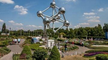 Bruselas con niños: mini-europe