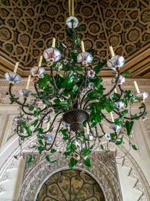 lámparas - palacio da pena