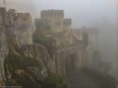 niebla en sintra