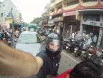 Las motos en la India