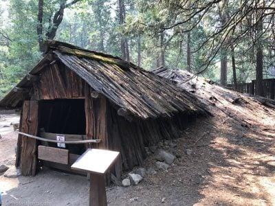Poblado Indio de Yosemite
