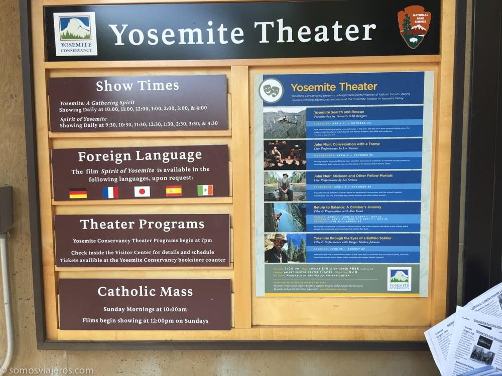 yosemite teatro