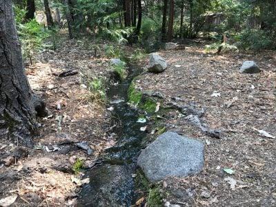 Arroyo en Yosemite