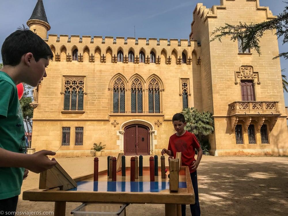 juegos en familia en Vila-seca