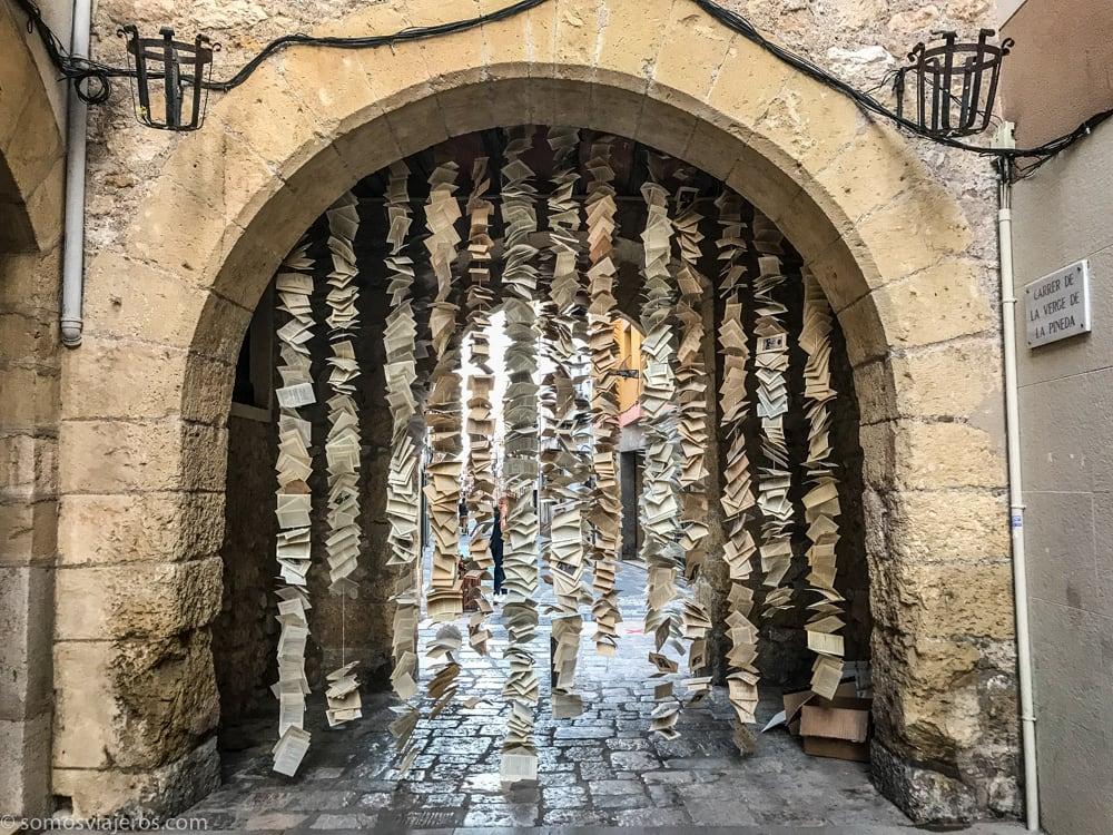 portal de san antoni Vila-seca