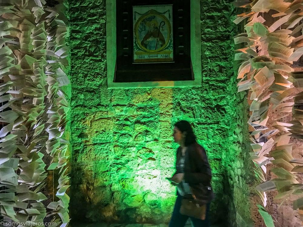 cortinas de hojas en Vila-seca