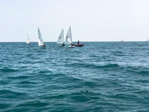 regatas en costa daurada