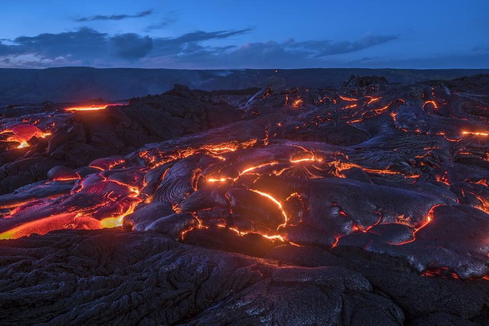 kilauea en hawaii