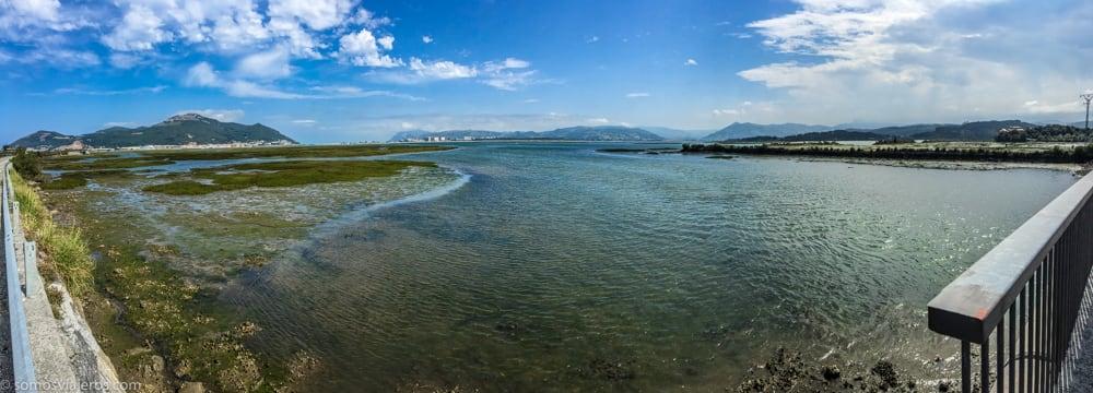 bahía de Santoña