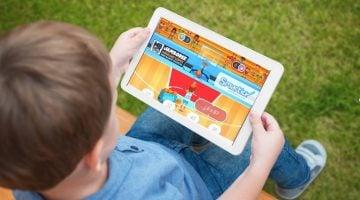 Las mejores apps para niños viajeros: Smartick