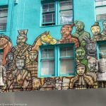 El barrio chino de San Francisco