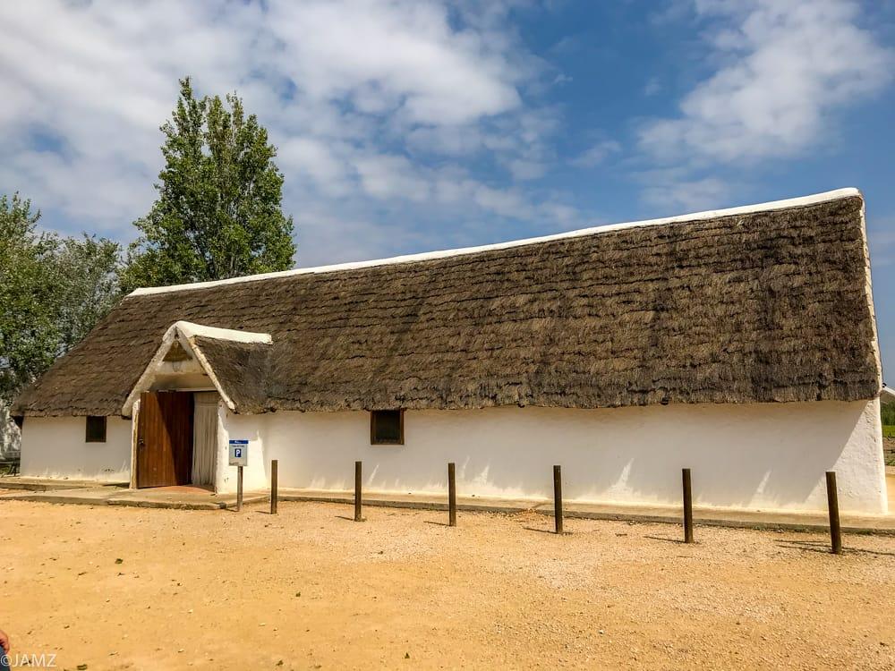 casa tradicional del delta