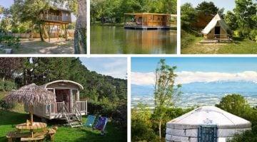La transformación del turismo de camping: Glamping