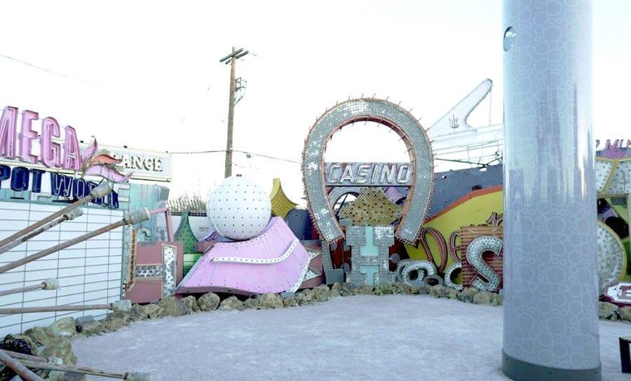 museo de los neones en Las Vegas