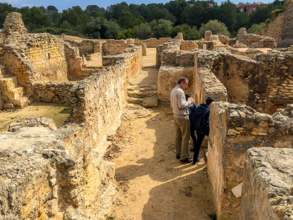Vila Romana dels Munts