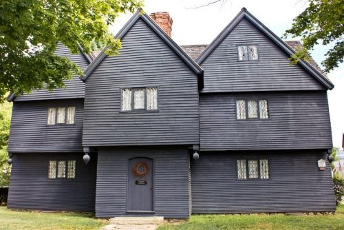 casa de los juicios de Salem