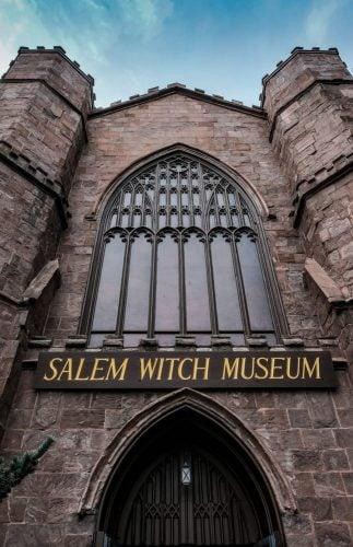 Museo de las brujas de Salem