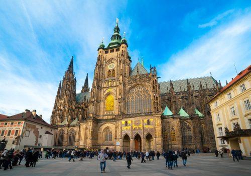 Catedral San Vito en Praga