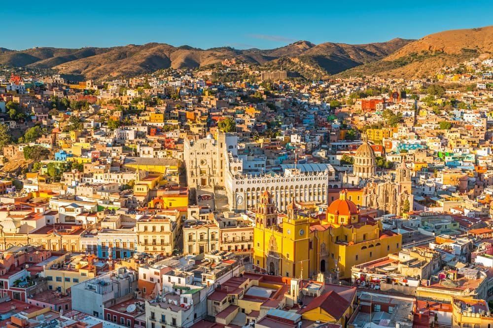 vista de Guanajuato
