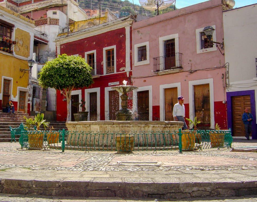 plaza de Guanajuato