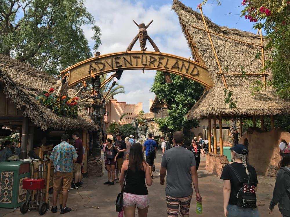 los reyes de los parques de atracciones: Disney y en california fueron los primeros
