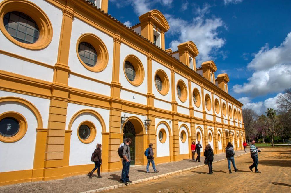 Real Escuela del Arte Ecuestre en Jerez