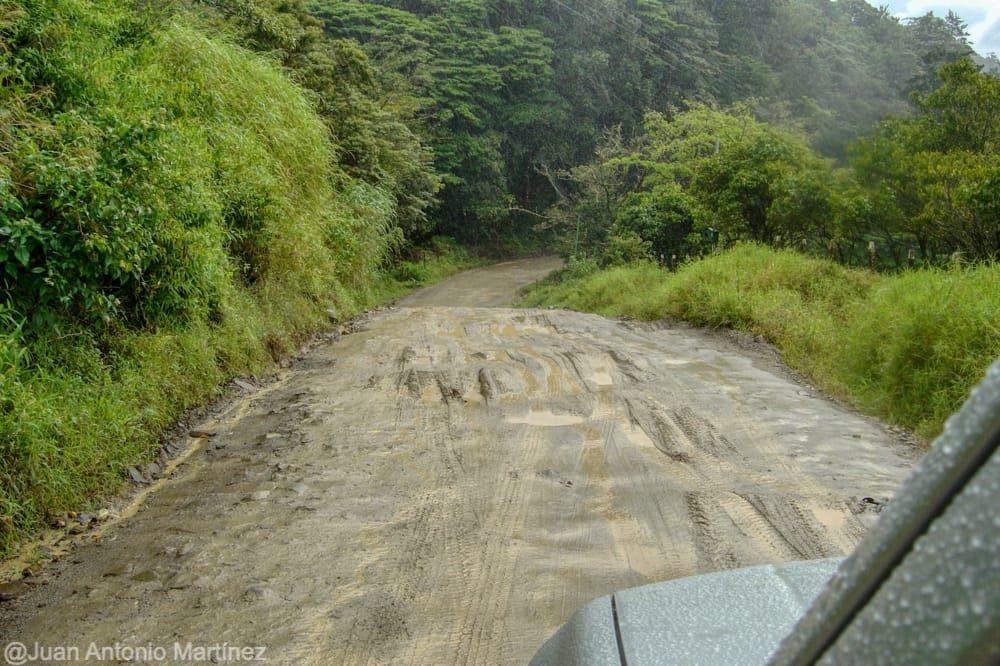 Todoterreno en Costa Rica