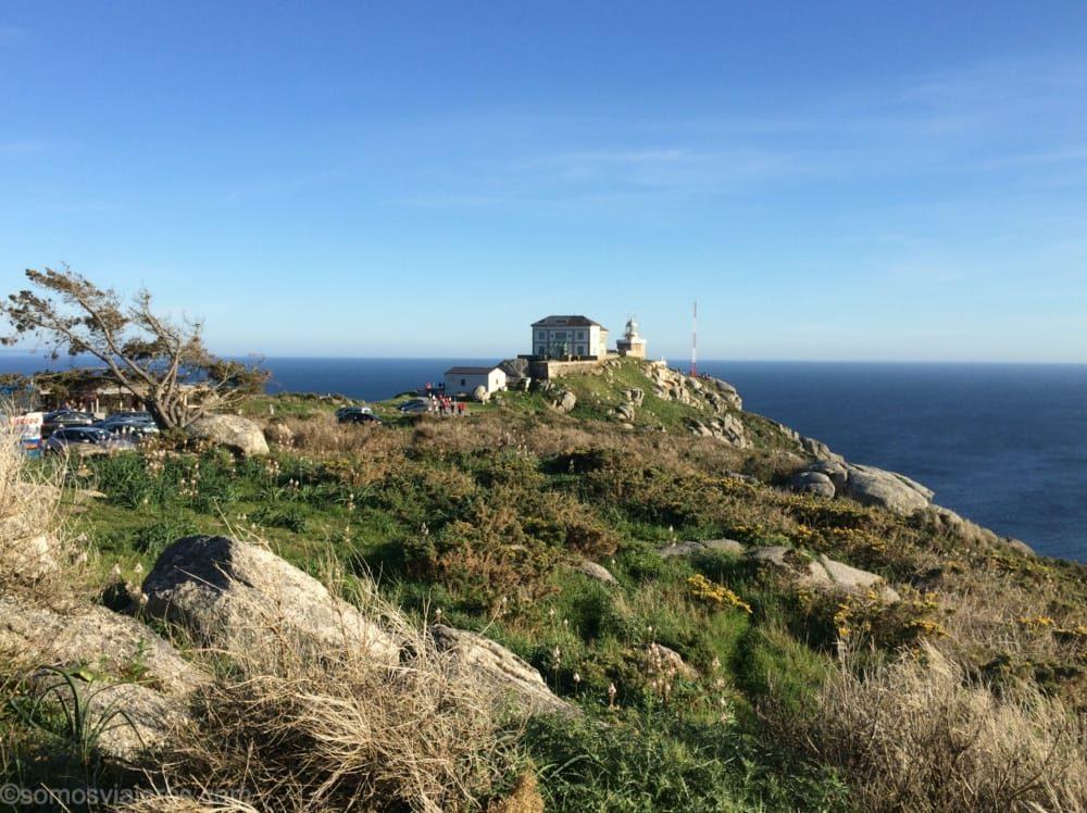 Finisterre en la ruta por Galicia con niños