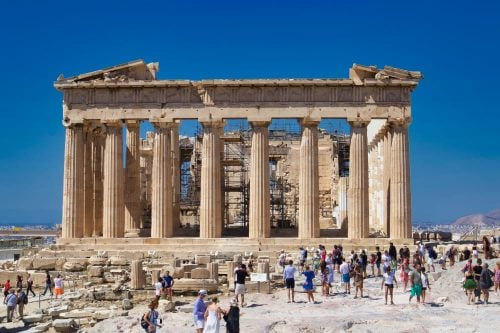 lo mejor de Grecia: Acrópolis