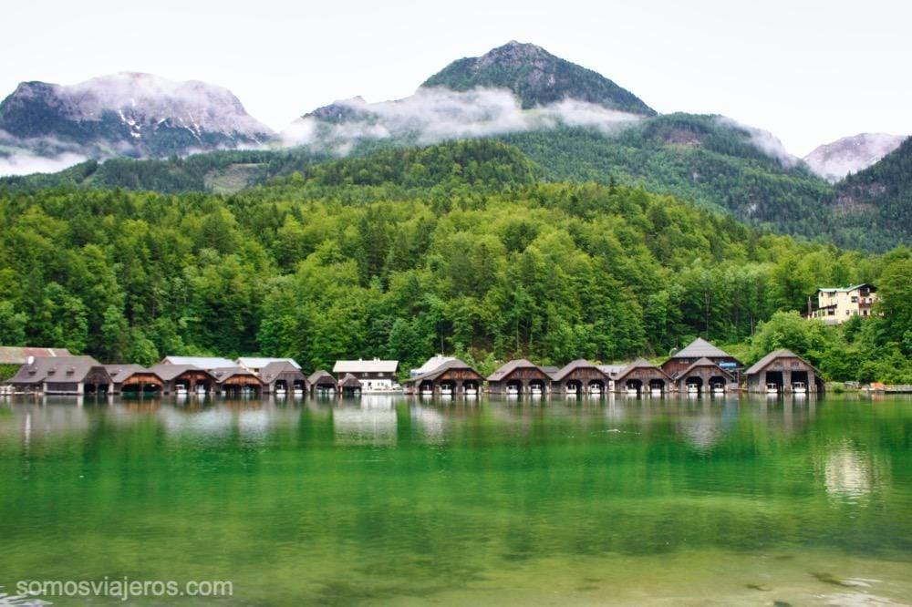lago de Konigssee